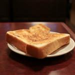 コーヒー専門店 ライオン - バタートースト☆