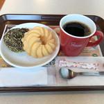 ミスタードーナツ - フレンチクルーラー&ゴールデンチョコレート
