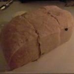 60657573 - オリーブが練りこまれたパン