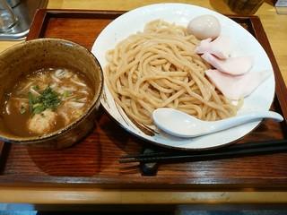 麺屋 桜木 - 【2016.12.30(金)】つけ麺(並盛・300g)780円