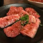 焼肉 エスカーラ - 和牛カルビタレ