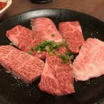 焼肉 エスカーラ - 和牛カルビ塩