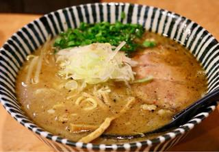 らーめん札幌直伝屋 - 味噌らーめん