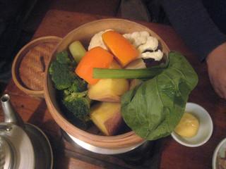 雷や - 温野菜盛 我らマヨラ—