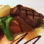 KENの厨房 - 牛フィレ肉のステーキ