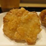 鶏三和 - 塩麹入りしお唐揚(むね)アップ