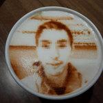 CROSSING CAFÉ - けっこうリアルなのでモザイクかけました。