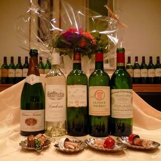 """毎月開催のワイン会""""BONVINCLUB"""""""