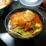 60662424 - 半味噌野菜麺