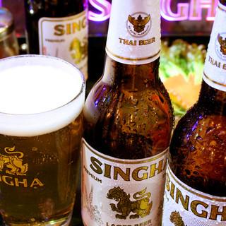 タイのお洒落で美味しいお酒もたくさん!