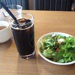 60666080 - スープとサラダセット(アイスコーヒー)