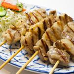 タイ串焼き盛り合わせ「ピン・ルアムミット」