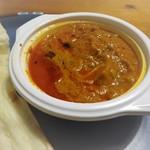 シッダババ - 野菜カレー