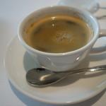 tessen - 食後のコーヒー
