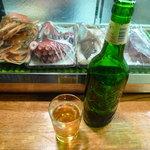 エノキ屋酒店 - ハートランドビール \380