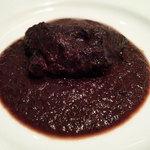 60671817 - 牛ホホ肉の赤ワイン煮