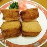 京華園 - エビのすりみ入り揚げパン