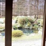 比良山荘 - 庭
