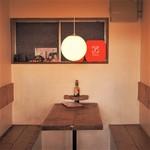 Pizza Restaurant Poco - 内観