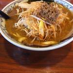 60676207 - ねぎみそラーメン こってり&太麺