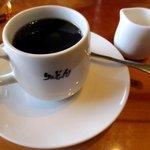 喫茶 りんどん - ブレンドコーヒー!(2016,12/25)