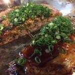 かっちゃん - 肉玉そばW