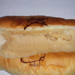 大平製パン - ピーナッツコッペ