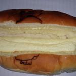 大平製パン - マーガリンコッペ