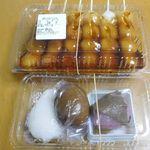 鶴乃家 - 料理写真:買い求めた品々