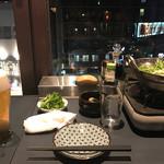 平林亭  展望閣 - 湯豆腐がメインの京の会席コース