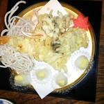 寿司・日本料理 みのわ - 季節の天ぷら