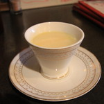 タージ ・ベンガル - コーンスープ
