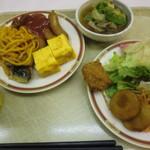 ホテルルートイン - BPチョイスの朝食