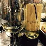 魚とワインhanatare - 白ワイン