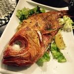 魚とワインhanatare - 金目鯛