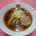 珍來 - ラーメン 540円