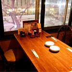 60687652 - 夜景が見える窓際の席を予約