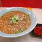 カレータンタン麺 花虎 - カレータンタン_2016/12