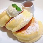 60689987 - 幸せのパンケーキ(1100円)