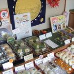 餅とお菓子 ほんごう - 内観写真: