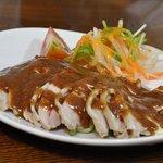 台湾料理 佳味縁 - 料理写真:バンバンジー(¥500)