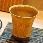 松寿司 - 冷酒(墨廼江 谷風)