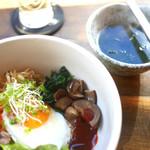 SEO - ビビンバ (ランチ ドリンク・スープ付