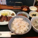 牛屋たん兵衛 - ランチ牛タン焼き定食