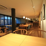 サーティーナインカフェ - 1階の店内の様子