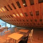 サーティーナインカフェ - 2階のエリア