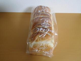 プティ・フール - 食パン
