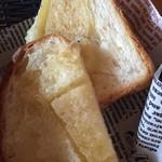 銀山ベース - トースト