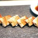 翏 - 鰻の酒焼き