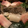 粋魚 むらばやし - 料理写真:コースの刺身盛り